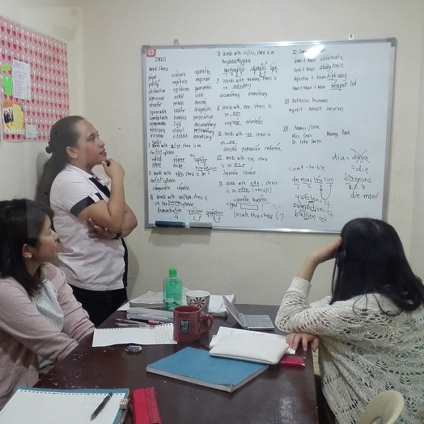 Target Global English Academyグループ授業