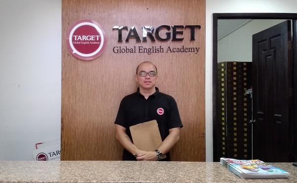Target School Presidentの石原さん