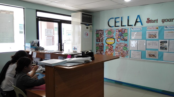 cellaカウンター