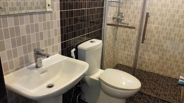シャワーとトイレはセパレート型