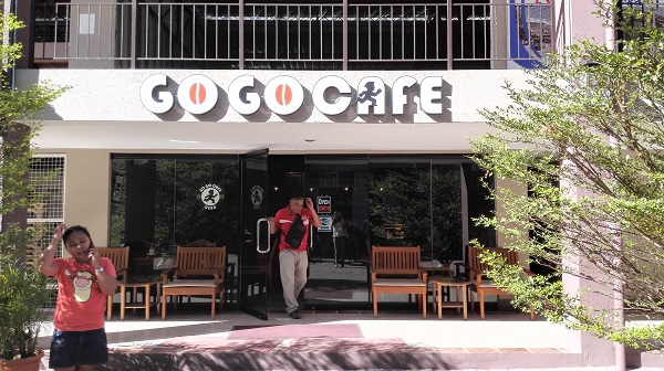 セブでホットな日本人カフェ