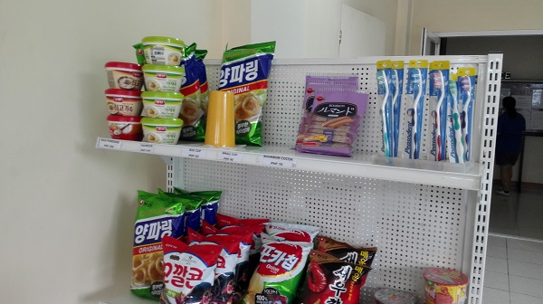 JIC CEBU売店