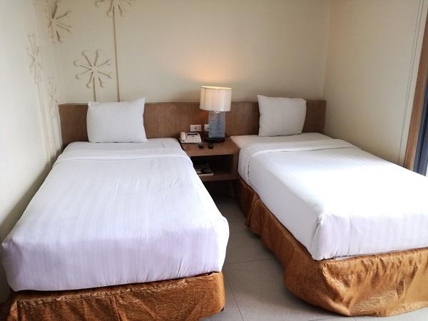 Cebu English Global Academyの第2寮はホテルのような空間
