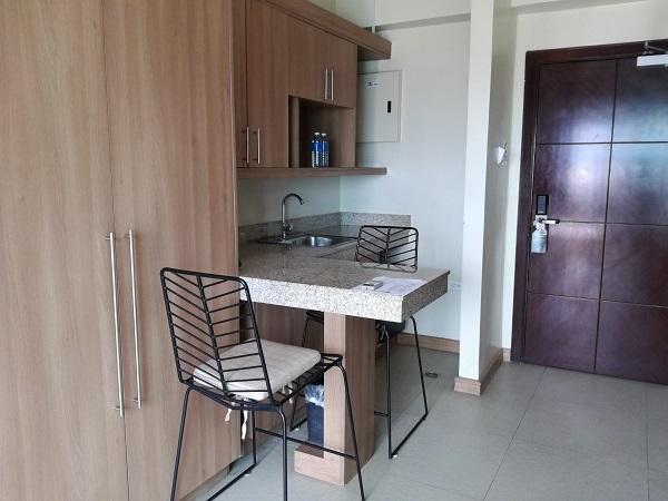 cega第2寮の収納スペース