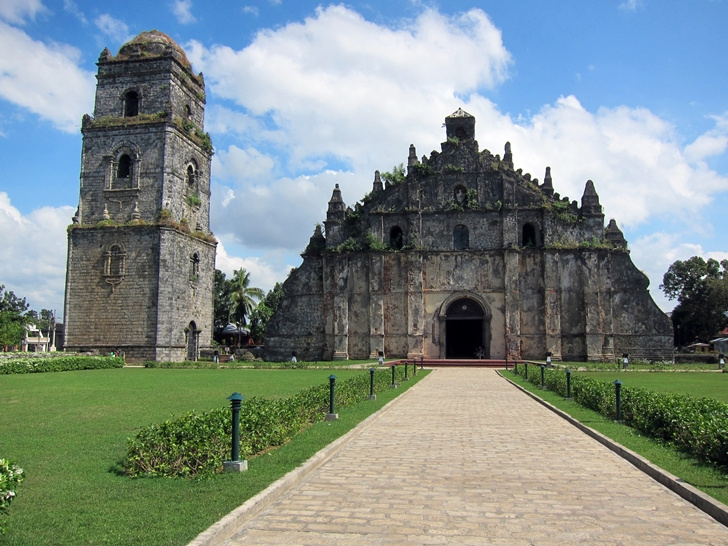 絶対に見ておきたい!フィリピン6つの世界遺産
