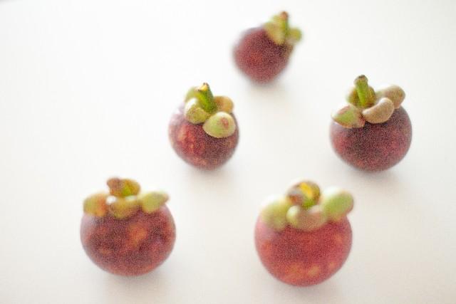 果物の女王と呼ばれるマンゴスチンも有名