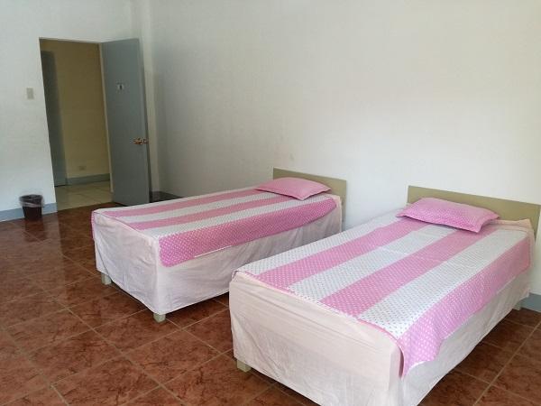 広々使える2人部屋