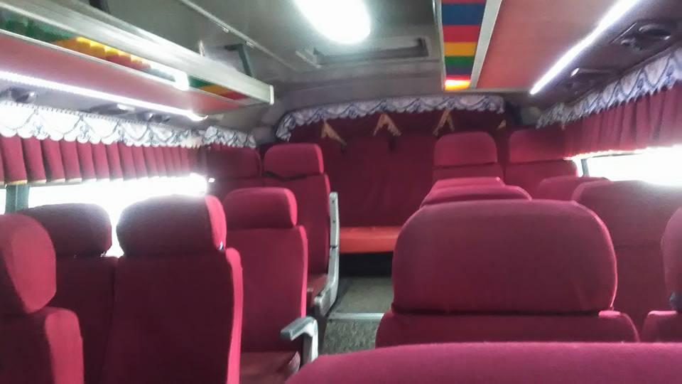 フィリピンのバスの乗り方