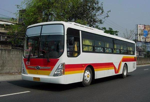 フィリピンのバス利用方法と注意点