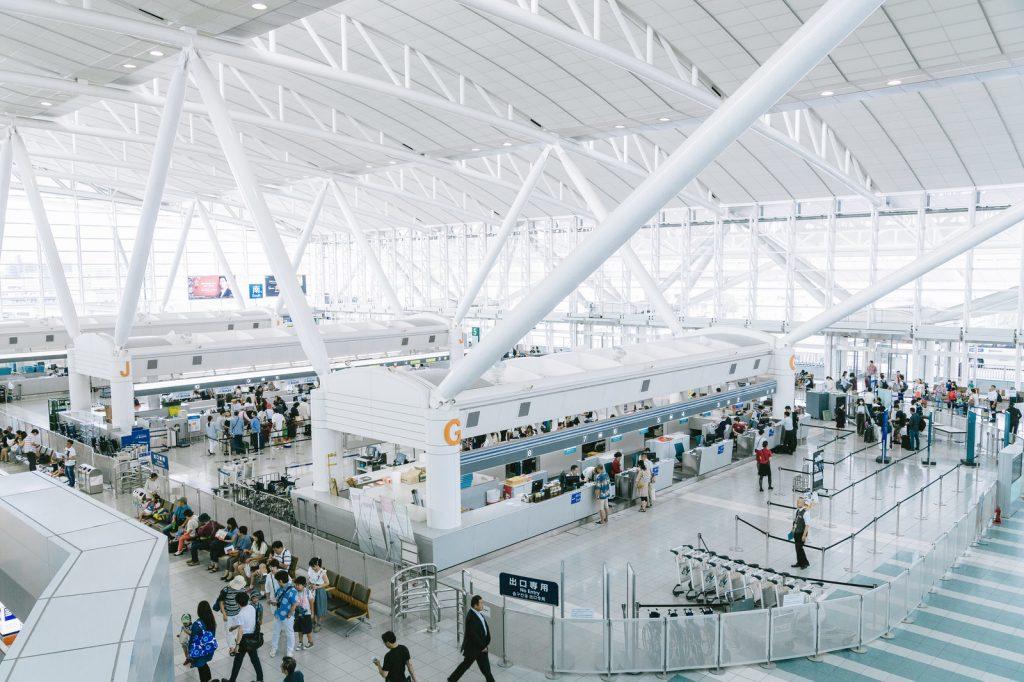 空港で使える英語表現