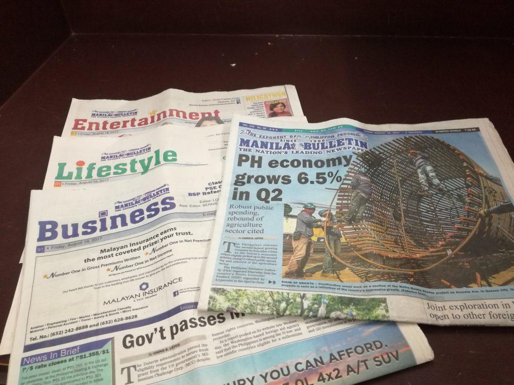 ビジネス英語を学ぶのにおすすめの新聞